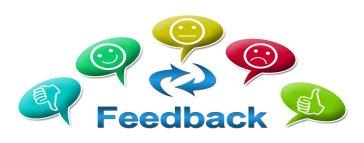 Gửi trả phản hồi của khách hàng