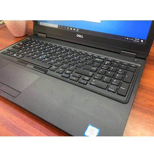 Dell Latitude E5590 touch face ID