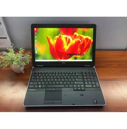 Dell Latitude E6540 i5 VGA rời màn Full HD